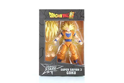 Dragon Ball Super - Dragon Stars Super Saiyan 3 Goku Figure (Series 10)