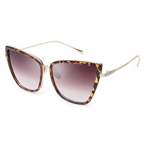 Joopin Fashion Cat Eye Sunglasses Women Retro Transparent Frame Brand Sun - Inspired Designer Sunglasses