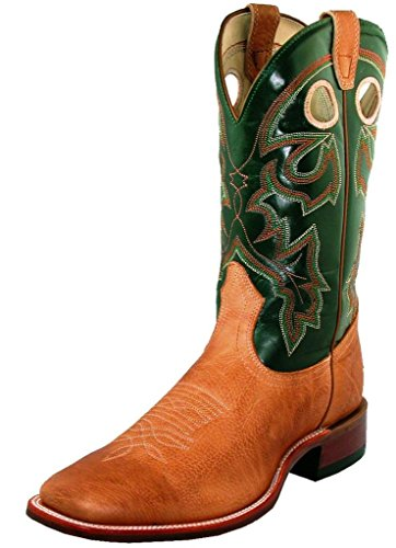 Bottes américaines - bottes western BO-7062-65-E (pied normal) - Homme - Multicolore