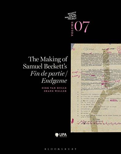 The Making of Samuel Beckett's 'Endgame'/'Fin de partie' (The Beckett Manuscript Project)