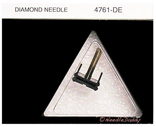 Plattenspieler Nadel f/ür Shure Hi Track M92E n91ed n91e m91e Realistische r1000e