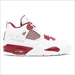 ce958e54bdcbe JACKWOLDMIN Men's Escape Sneakers AIR JORDAN 4 RETRO ALTERNATE 89 ...