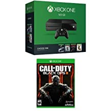 Xbox One 500GB Console - Name Your Game Bundle + Call of Duty: Black Ops III