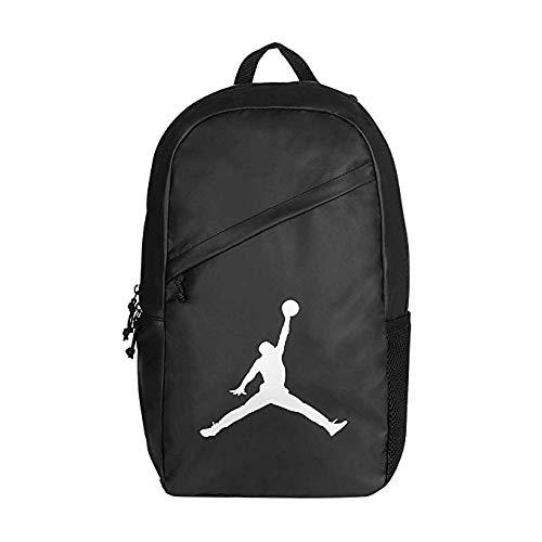 Nike AIR JORDAN Backpack Crossover Pack (Black) (Jordans Girls Air Nike For)