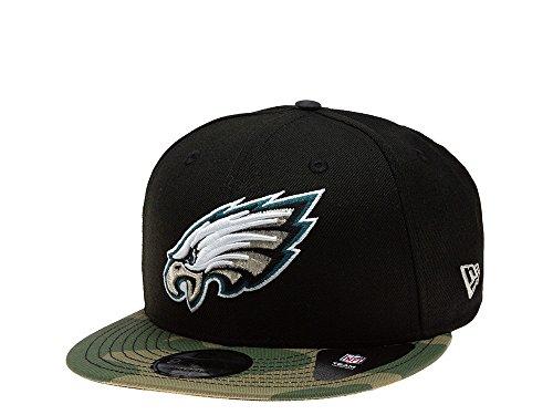 nbsp;Camo de nbsp;– ERA A nbsp;NFL Philadelphia nbsp;– Eagles NEW Tapa nbsp;Gorra nbsp;– ERA Negro Xq8zZx