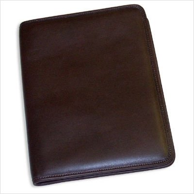 Jack Georges University Collection Letter Sized Leather Writing Pad by Jack Georges