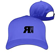 Mirror-Image Graphic Style Sunscreen Caps Flat-along Snapback Hat