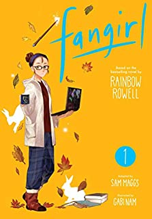 Book Cover: Fangirl, Vol. 1: The Manga