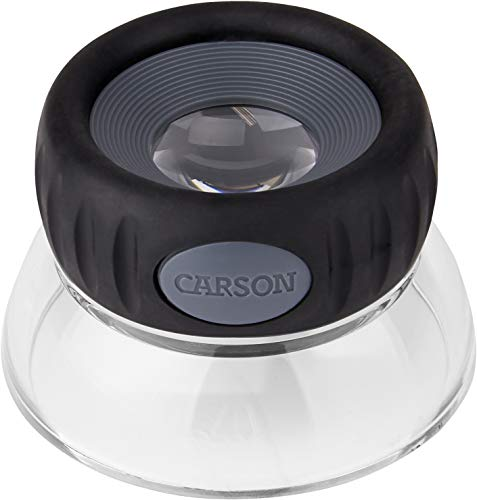 Carson LumiLoupe Plus, Focusable Magnifier, 11.5X ()