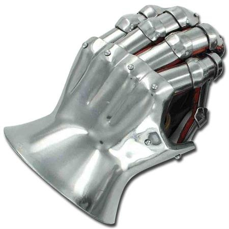 Medieval Renaissance Functional Hourglass Gauntlets Set by My Best Collecstion (Image #4)