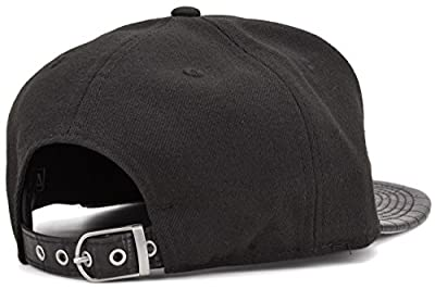 New Era MLB Chicago White Sox Team Luxe Black Snapback