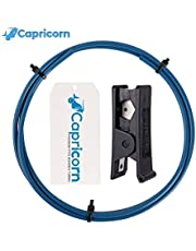 1 Meter Capricorn XS Series PTFE Bowden Tubing Low Friction, Compatible with All 1.75mm 3D Printer Filament
