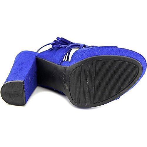 Bar III Nero Camoscio Sandalo