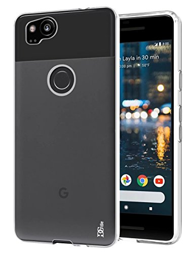 Google Pixel 2 Case, DGtle TPU Gel Anti-Scratches...
