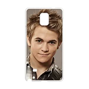 Samsung Galaxy Note 4 Cell Phone Case White Hunter Hayes X Iiudx