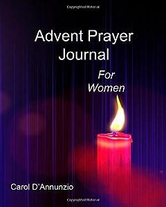 Advent Prayer Journal for Women