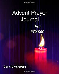 Advent Prayer Journal for Women