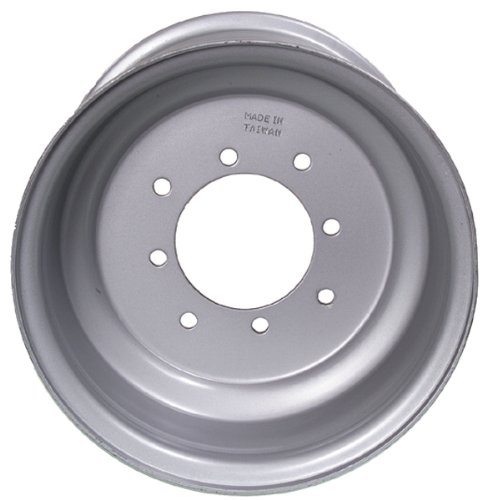 ITP Steel Wheel – 10×8 – 3+5 Offset – 4/137 – Silver , Bolt Pattern: 4/137, Rim Offset: 3+5, Wheel Rim Size: 10×8, Color: Silver, Position: Rear 18R137