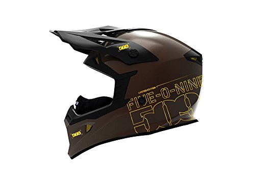 509 Tactical Snowmobile Helmet - Bronze Flake (Limited Edition) (Large)