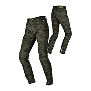 Amazon.com: RS RSY252 Taichi Cordura - Pantalones elásticos ...