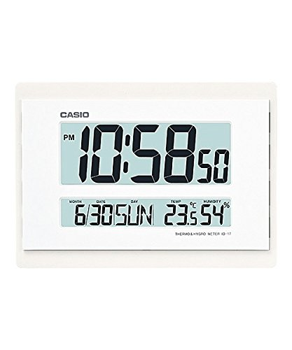 CASIO - ID-17-7D - Reloj de pared