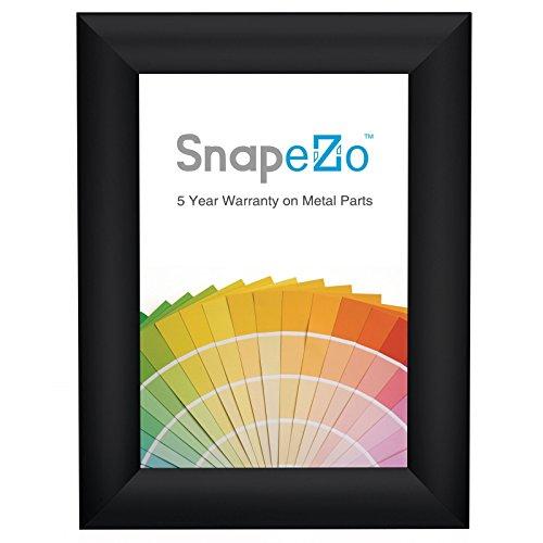 (SnapeZo Photo Frame 5x7 Inch, Black 1