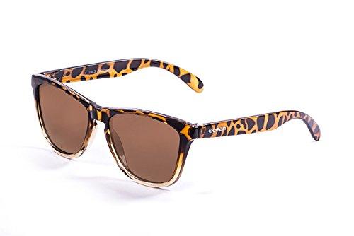 Ocean Sunglasses 40002.115 Lunette de Soleil Mixte Adulte, Marron, Taille Unique