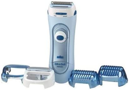 BRAUN Afeitadora eléctrica Silk-Epil Lady Shaver 5160WD + Spray ...