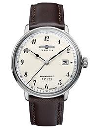 Zeppelin LZ129 Hinderburg Series Swiss Quartz Dress Watch 7046-4