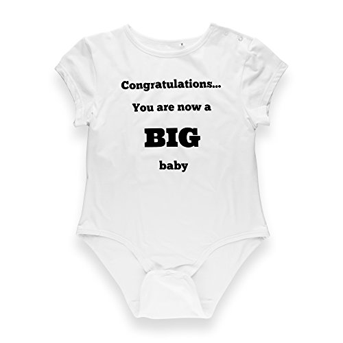 Funny Birthday Gifts Unisex Adult Baby Onsie Gag (Large) White - coolthings.us