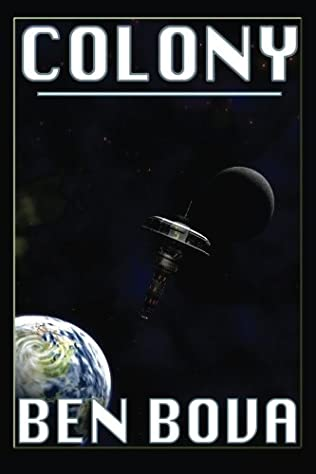 book cover of Colony