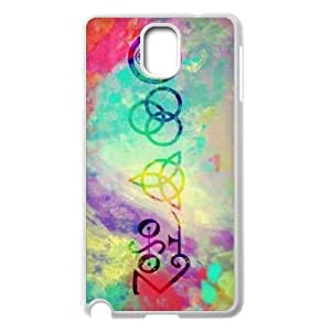 YUAHS(TM) Cover Case for Samsung Galaxy Note 3 N9000 with Led Zeppelin YAS323723