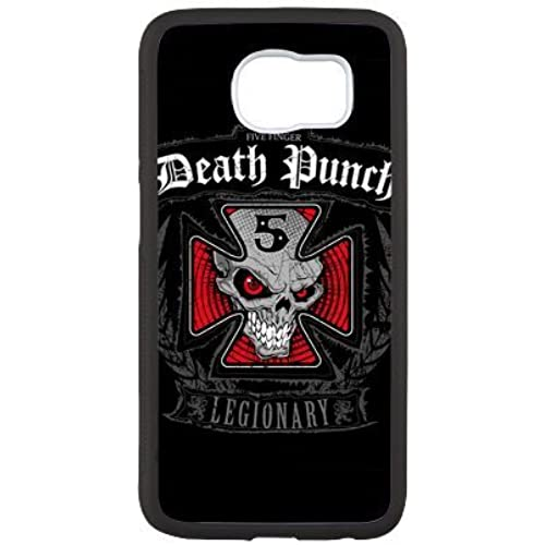 Generic Popular Band Five Finger Death Punch Phone Case for SamSung Galaxy S7 Edge Sales