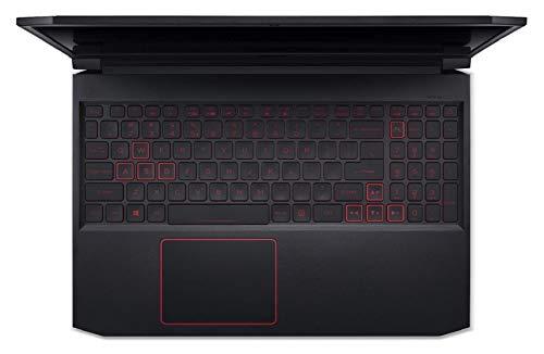 Acer Nitro 7 Intel Core i5-9300H Processor 15.6-inch Thin & Light Gaming 1920 X 1080 Laptop (8GB RAM/ 256GB SSD + 1TB… 4