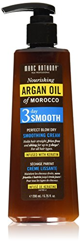 Marc Anthony Morocco 3 Day Smooth - Smoothing Cream with Argan Oil, 200ml