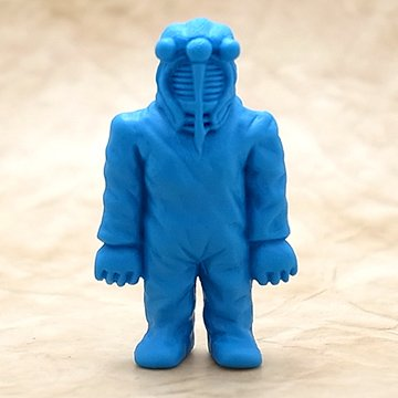 ウルトラ怪獣消しゴム No.320 セミ人間(青)|ウルトラQ 円谷プロ B015DK7JSW