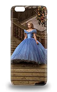 Iphone 6 Plus Hybrid Tpu Case Cover Silicon Bumper Disney Cinderella Cinderella Adventure Drama Famliy