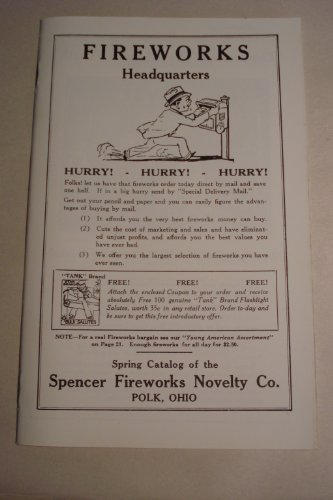 Spencer Fireworks Novelty Company