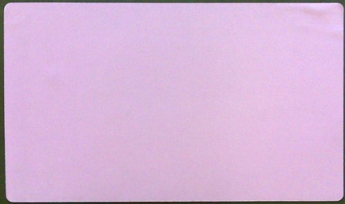 PINK Blank Yugioh Magic The Gathering WOW Pokemon Playmat Play Mat Game Mouse Pad