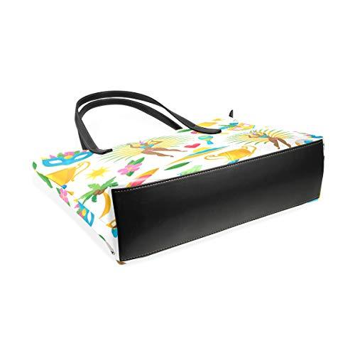pour porter femme Sac l'épaule à TIZORAX à Multicolore zTq5FIO