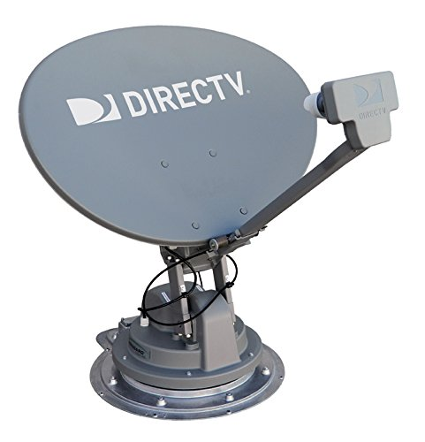 Winegard SK-SWM3 DIRECTV TRAV'LER RV Satellite System (DIRECTV HD RV Satellite Antenna, Roof Mount, Automatic Satellite, Multi-Satellite Viewing)