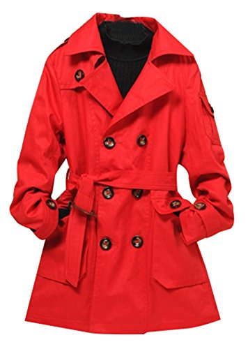 Red Trench - 8