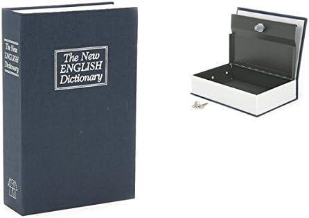 Caja Fuerte Libro Diccionario de Ingles Grande: Amazon.es: Hogar