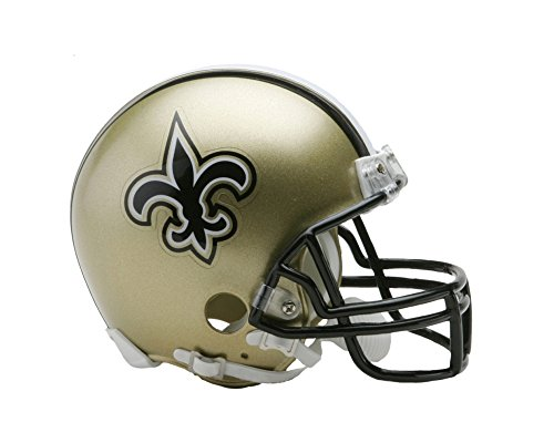 Orleans Saints Replica Football Helmet