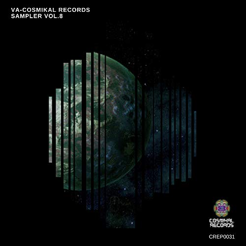 VA - Cosmikal Records Sampler, Vol  8 by Various artists on