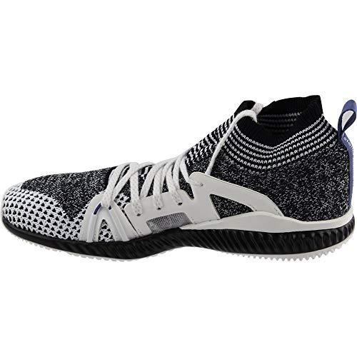 Women's Stella black Mccartney Adidas Crazytrain Shoe white Black Athletic Shoes white By plum qHw5wURt