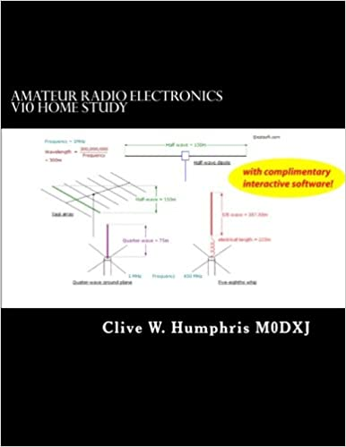 Amateur Radio Electronics V10 Home Study: Portable Learning, Reference and Revision Tools