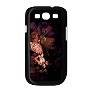 The Vampire Diaries funda Samsung Galaxy S3 9300 caja funda del teléfono celular del teléfono celular negro cubierta de la caja funda EEECBCAAL08288