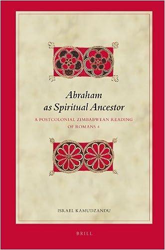 Google Book Downloader-Forum Abraham as Spiritual Ancestor (Biblical Interpretation) 9004181644 DJVU