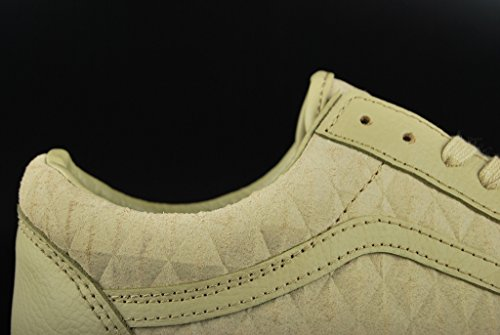 Va31z9mc3 Corsa Classics Gygr Vans Da Marshmallow Scarpe Old Verde Suede Donna Embossed Skool wqwf0I